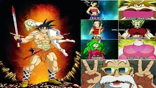 Dragon Ball Super Memes Only True Fans Will Understand This Video