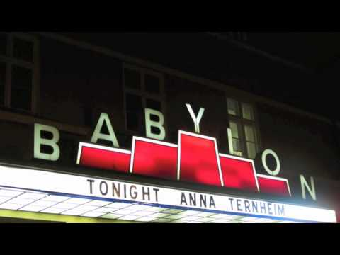 Anna Ternheim - Full Concert - live Berlin Babylon 2012