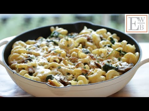Beth's Pasta Bake with Veggies Recipe | ENTERTAINING WITH BETH