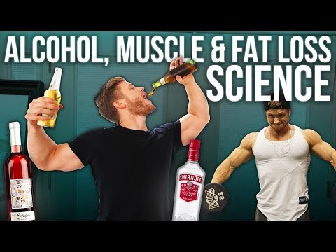 How Does ALCOHOL Impact Fat Loss, Muscle & Testosterone? (What The Science Says)