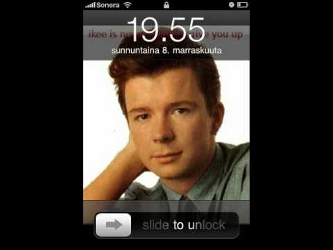 How To Remove The Ikee Rick Roll Virus iPhone/iPod Touch/iPad