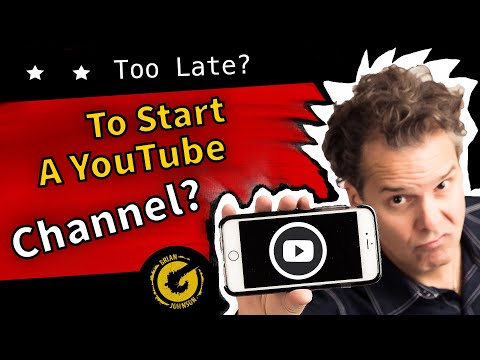 Should You Start A YouTube Channel in 2018?