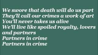 "Set It Off - ""Partners In Crime"" ~Ft Ash Costello~ {Lyrics}"