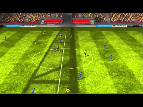 FIFA 14 iPhone/iPad - FIFA Legends vs. Real Madrid