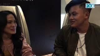 Rizky Febian dan Sheryl Sheinafia Nge-dance Bareng di Video Klip
