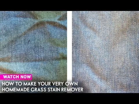 How to Remove Grass Stains, by Claudia Marques