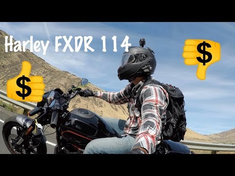 Harley 2019 FXDR 114-Test Ride Review-Failure or Future?