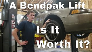 BendPak 2 Post Review: XPR-10A-LP