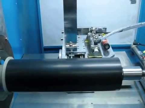 Special  Purpose Machine - Rubber gasket cutting