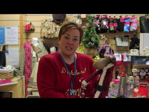 Christmas at our charity shops | Christmas at St Ann's