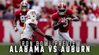 Biggest challenges Alabama faces in 2017 Iron Bowl