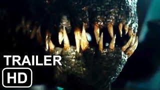 JURASSIC WORLD 2 Trailer 2 (2018)