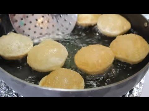 How to make Pani Puri (Crispy Puri's/ Easy Golgappa recipe)