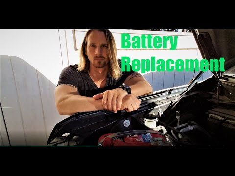 How to Replace a Battery in a Ford F150