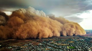 12 Most Extreme Weather Events Caught on Video