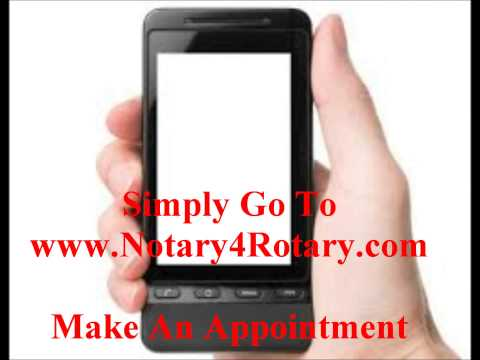 Notary - Wikipedia, the free encyclopedia / Notarize Documents From Cell Phone !