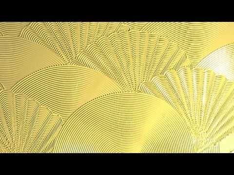 Artexing Fan + Shell Combination Wall Texture Pattern
