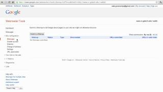 How to Submit a Sitemap to Google | Gnome Tips