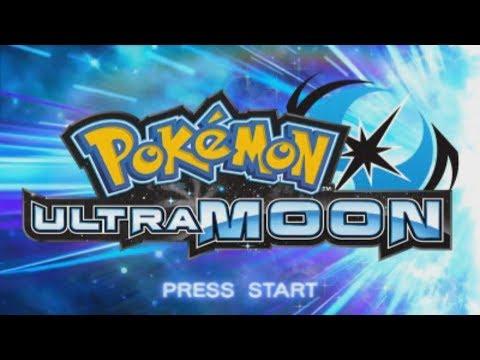 Pokemon Ultra Moon Complete Walkthrough (1/4)