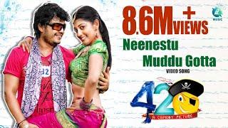 Latest Neeneshtu Full Kannada Video Song HD , Mr 420 Movie , Ganesh, Pranitha