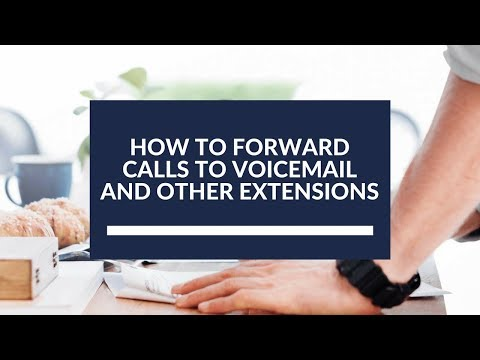 SmartConnect® Customer Portal Tutorial - How to Forward Calls to Voicemail or to Other Extensions