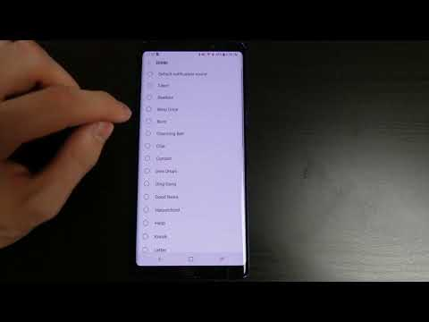 Galaxy Note 8 Custom Notifications - Best 8.0 Oreo Feature