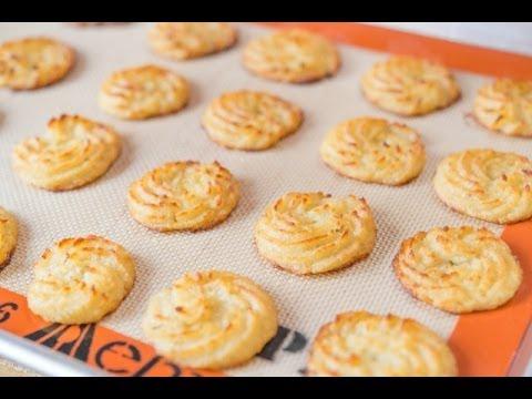 Thanksgiving Leftovers Idea: Crispy Mashed Potato Mounds