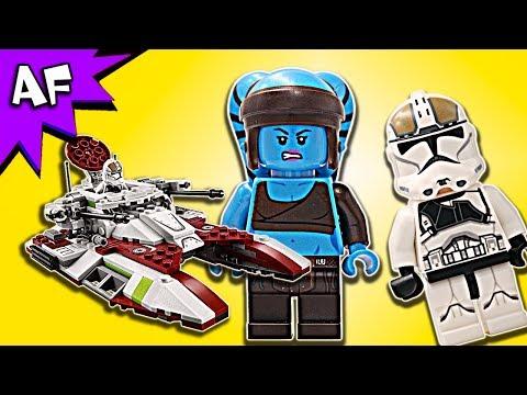 Lego Star Wars Legends Republic Fighter Tank 75182 Speed Build