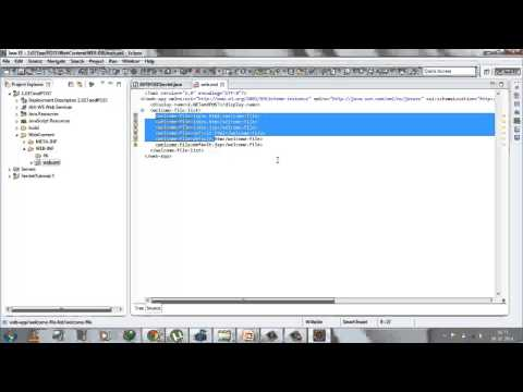 Xml Pdf And Mp3 Files Using Java Servlet