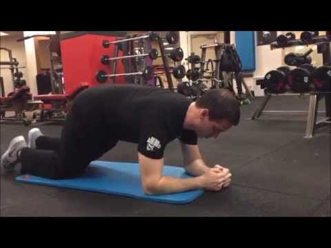 Plank Variations for Lower Back Injuries
