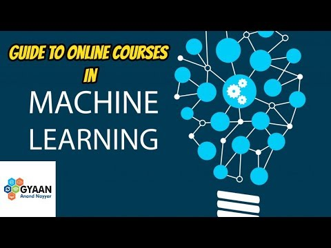 Online Machine Learning Courses --Best Websites