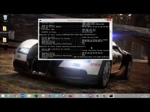 Como encontrar o endereço de IP no windows 8.1 - 2014