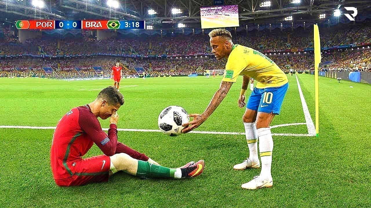 Neymar Jr Respect & Emotional Moments