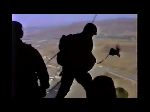 KB Goes Airborne!!! Sky Crane Jump From the Old Days!! AATW!!