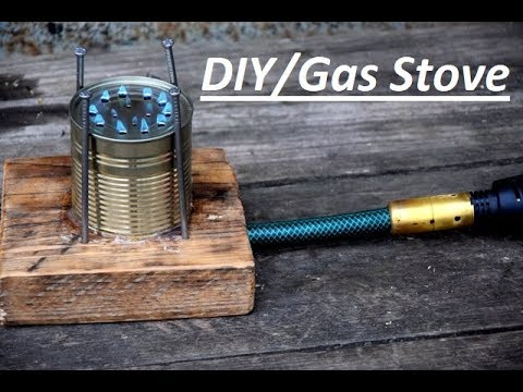 DIY | How To Make Gas Stove