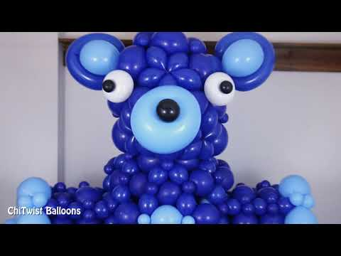 Balloon Bear Costume Instructions from ChiTwist