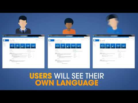 Pointfire : Making SharePoint Multilingual