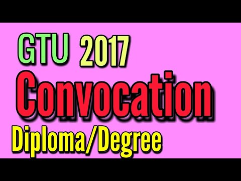 How to Apply For Convocation form For Diploma/Degree