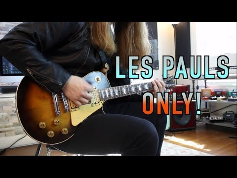 10 Riffs You Need A Les Paul For!