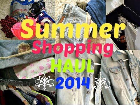 Summer Shopping Haul ✿|| DariaBeauty