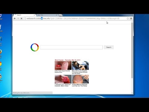How to remove http://websearch.coolsearches.info from Chrome,IE and firefox