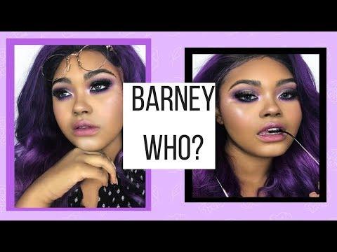 BARNEY REALNESS! An Aesthetic| Makeup| KennieJD
