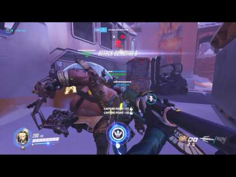 Platinum Tier Deathball - Overwatch 2016