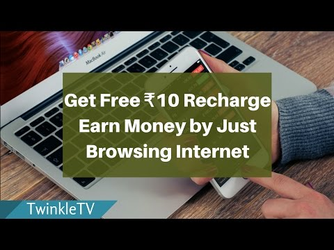 How to Get Free ₹10 Recharges on Your Android | Safe Working Method