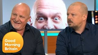 Is It Offensive to Joke About Baldness? | Good Morning Britain