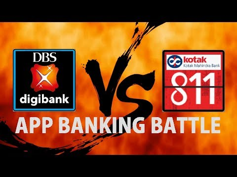 Digibank vs Kotak 811 - Which is the Best? App Banking Battle
