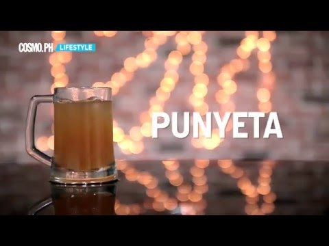 Pinoy Cocktails You Can Make For Your Christmas Parties