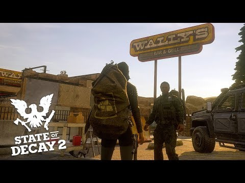 NEW LARGE BASE & ZOMBIE INVASION! State of Decay 2