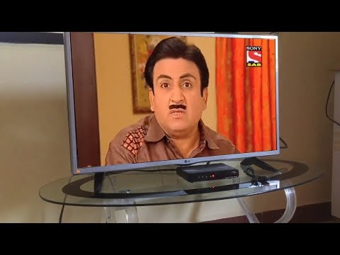 SABSE BEST aur SASTA - 32 inches LG TV - Unboxing and First Use. [2018]