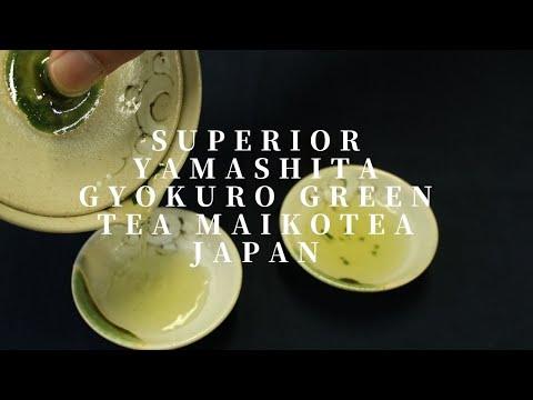 Superior Yamashita Gyokuro  Green Tea                Maikotea Japan